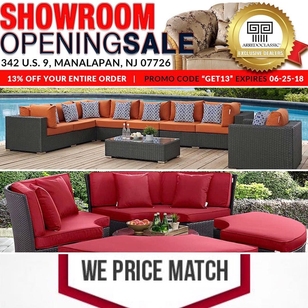 Showroom opening sale off your entire order promo code get