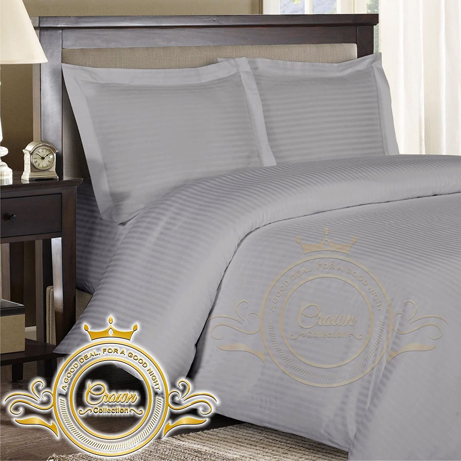 Crown Royal Hotel Collection 800 Thread Count Egyptian Cotton Rv King Size 6 Piece Sheet Set 8 In 2020 Queen Size Duvet Covers Royal Hotel Hotel Collection