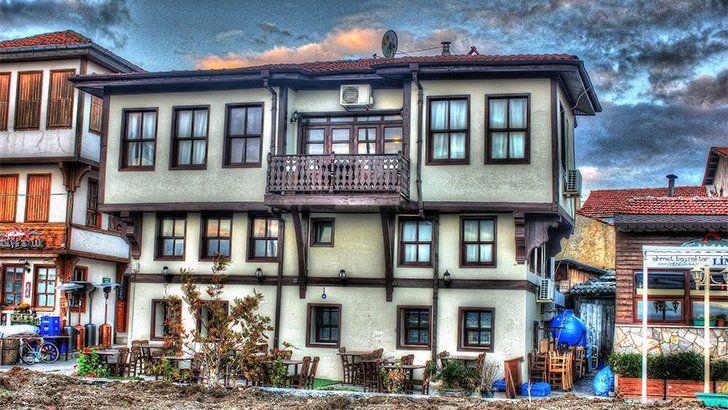 Bursa Gezilecek Yerler - Trilye