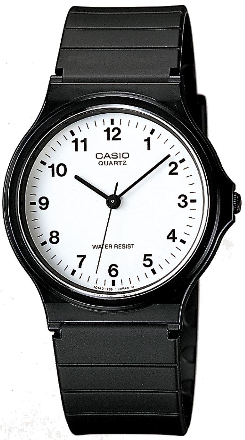 [カシオ]CASIO 腕時計 スタンダード アナログモデル MQ247BLLJF メンズ メンズ腕時計, 腕