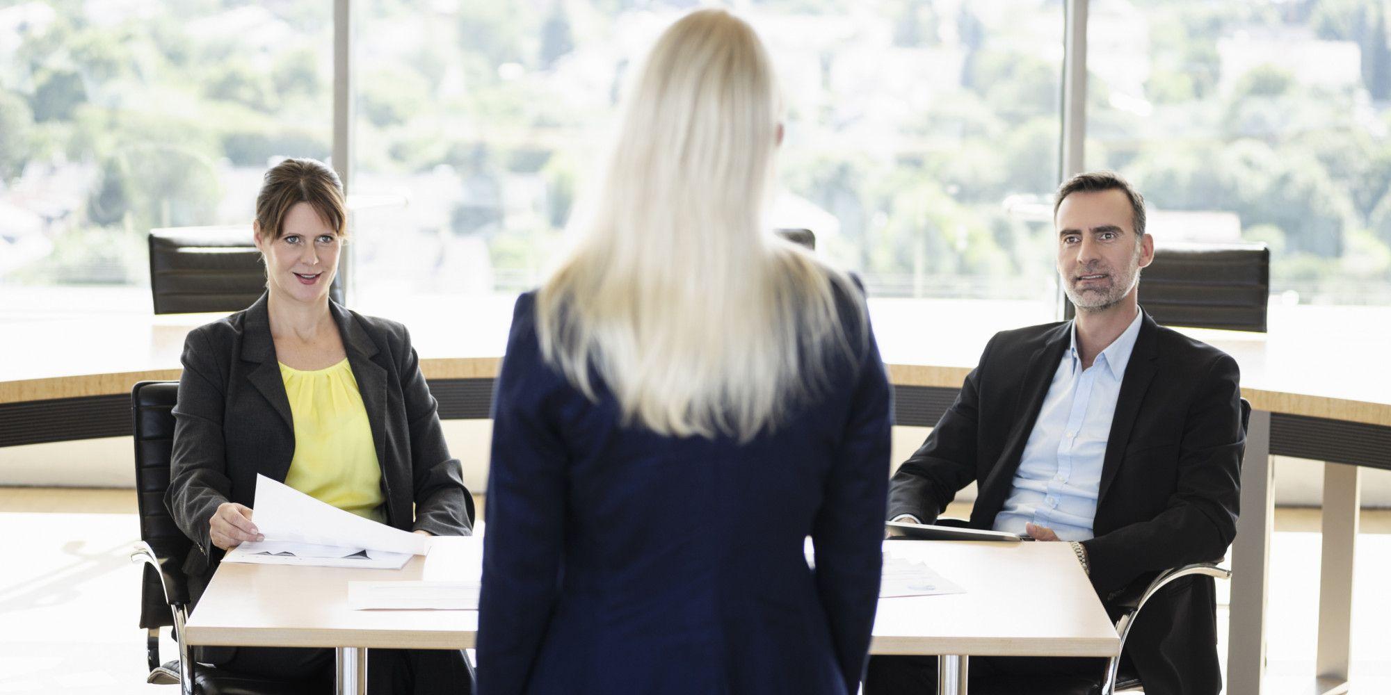 Entretiens d'embauche: 10 clés pour donner bonne ...