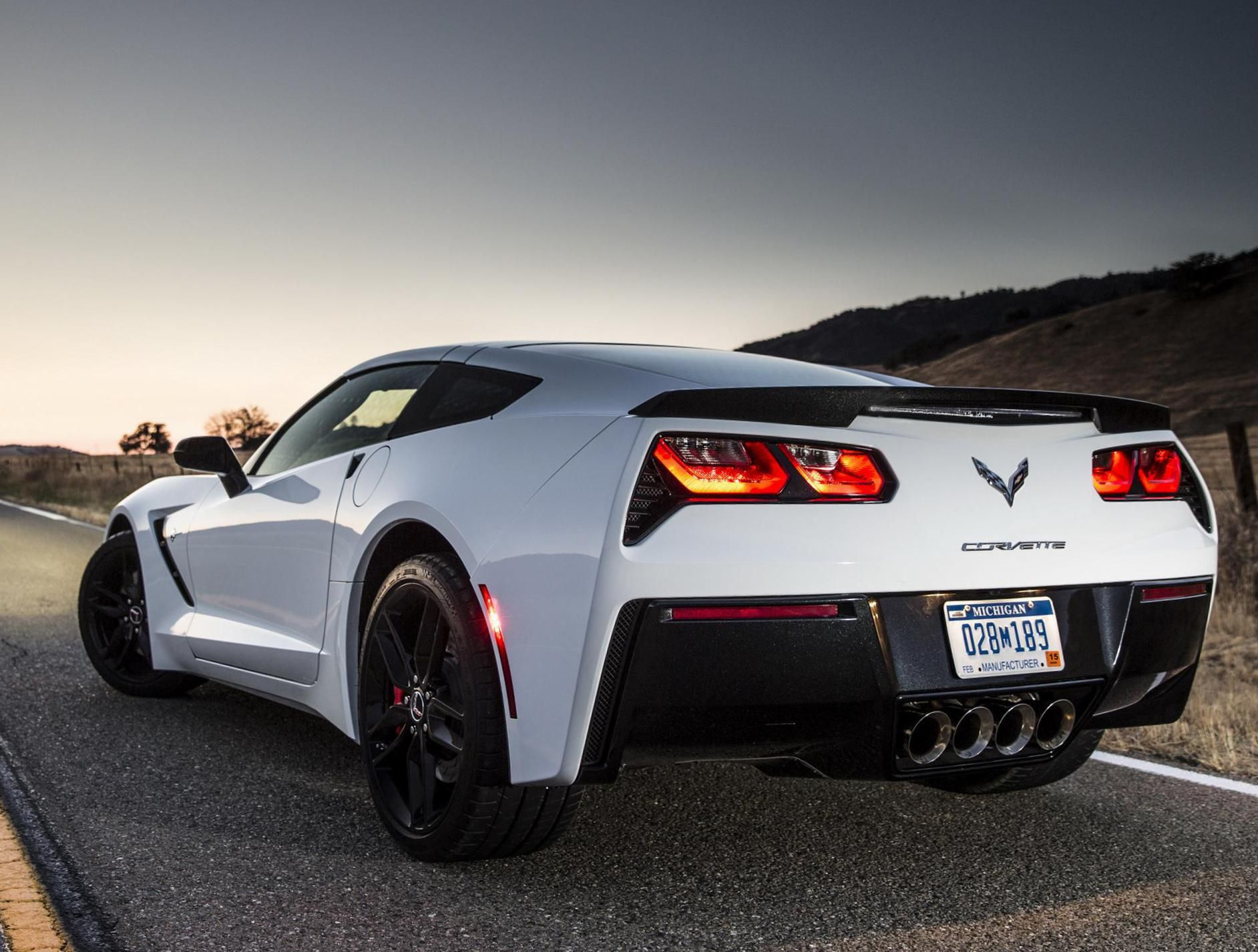 Chevrolet Corvette Stingray Coupe concept
