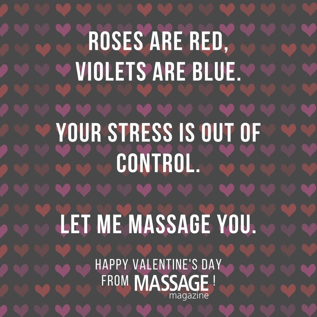 7 Reasons Why Massage Makes The Best Valentine S Day Gift Massage Therapy Business Massage Therapy Quotes Valentine Massage