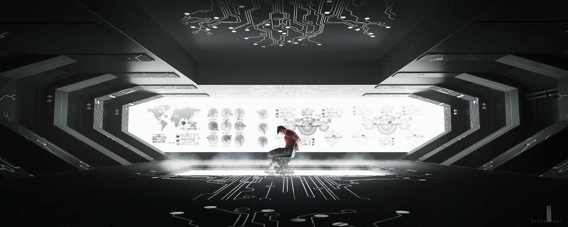 Interrogation Room By Niyas Ck In 2021 Futuristic Technology Installation Art Travel Outdoors Arts live education room
