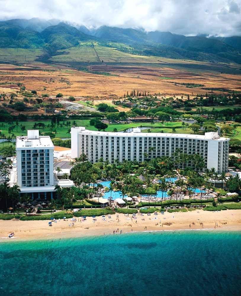 westin maui resort and spa, maui, hawaii, united states. see you