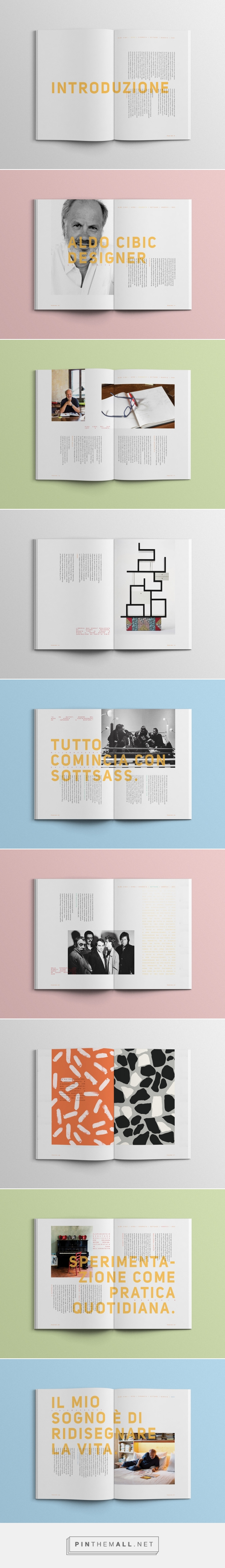 Aldo Cibic Designer on Behance... - a grouped images picture - Pin Them All