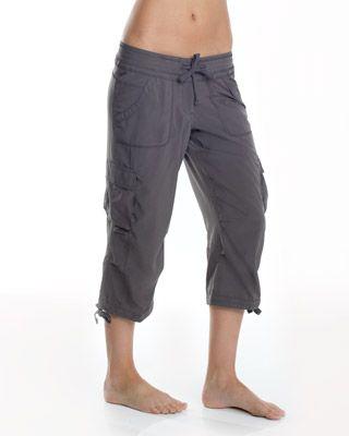 yoga cargo capri  favorite yoga pants my style pants