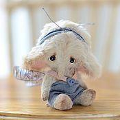 Магазин мастера Беспалова Катя: мишки тедди, куклы и игрушки, обучающие материалы
