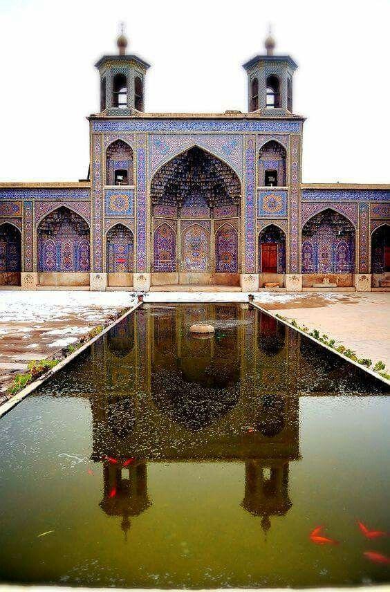 Nasser Al Molk Mosque, IRAN