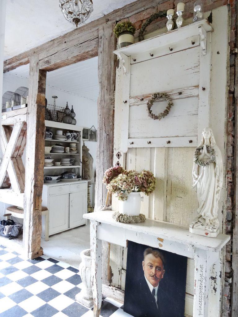 pin von gabriele von der hamme auf shabby style pinterest wohnen haus und m bel. Black Bedroom Furniture Sets. Home Design Ideas
