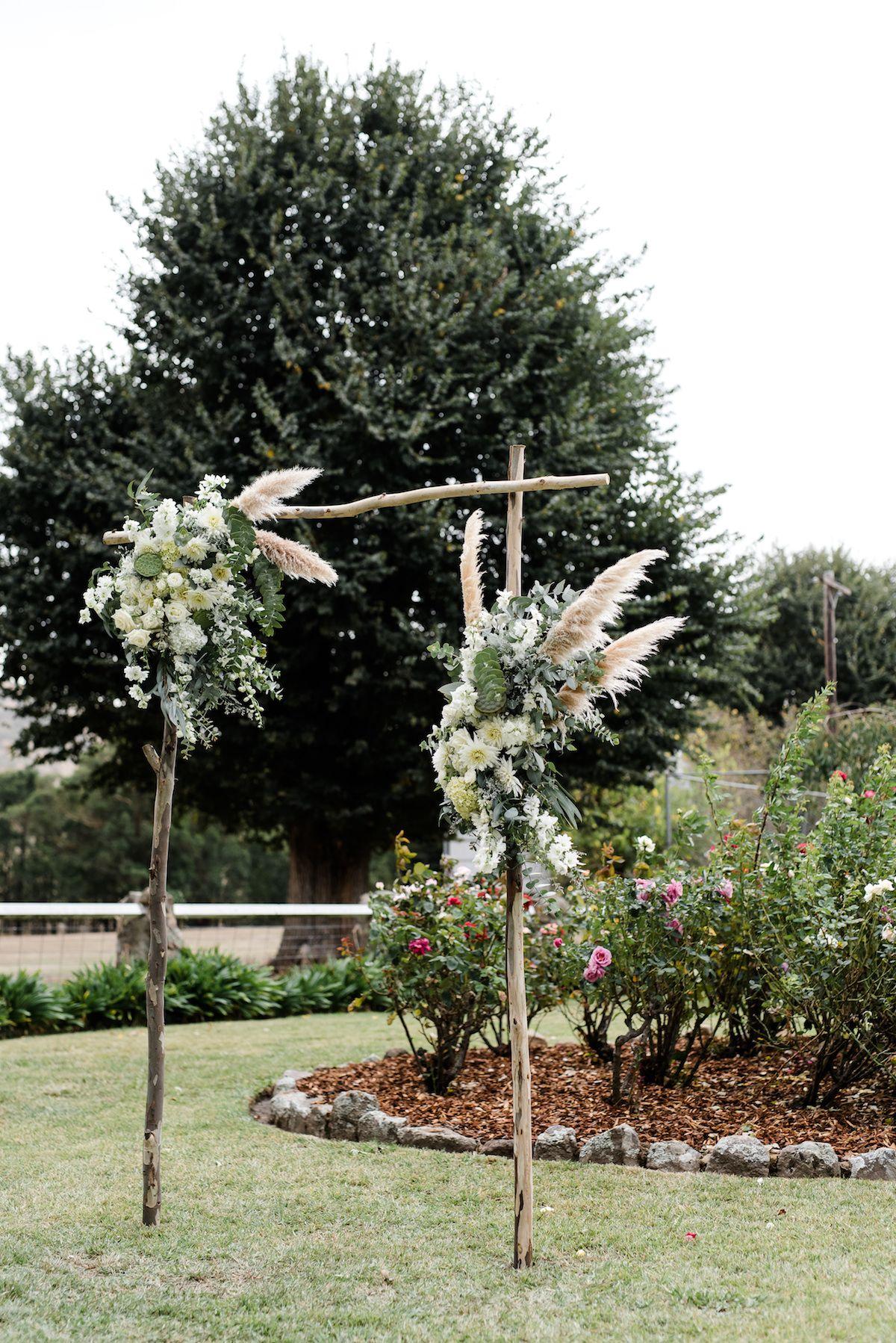 40+ Pampas grass wedding arch info