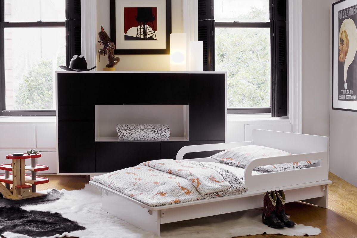 A Sleek And Contemporary Toddler Bed The Petra Argington Bed 299