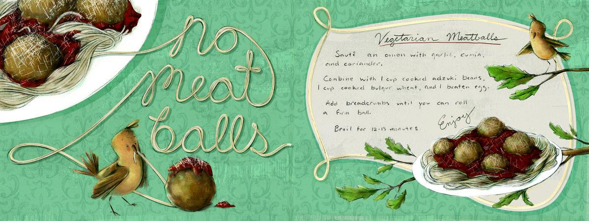 No meatballs