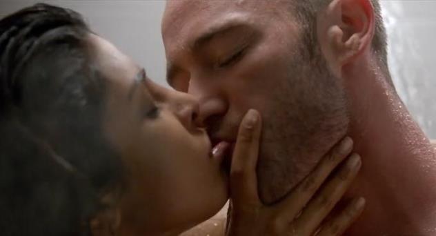 Priyanka Chopra Hot Lip Kiss