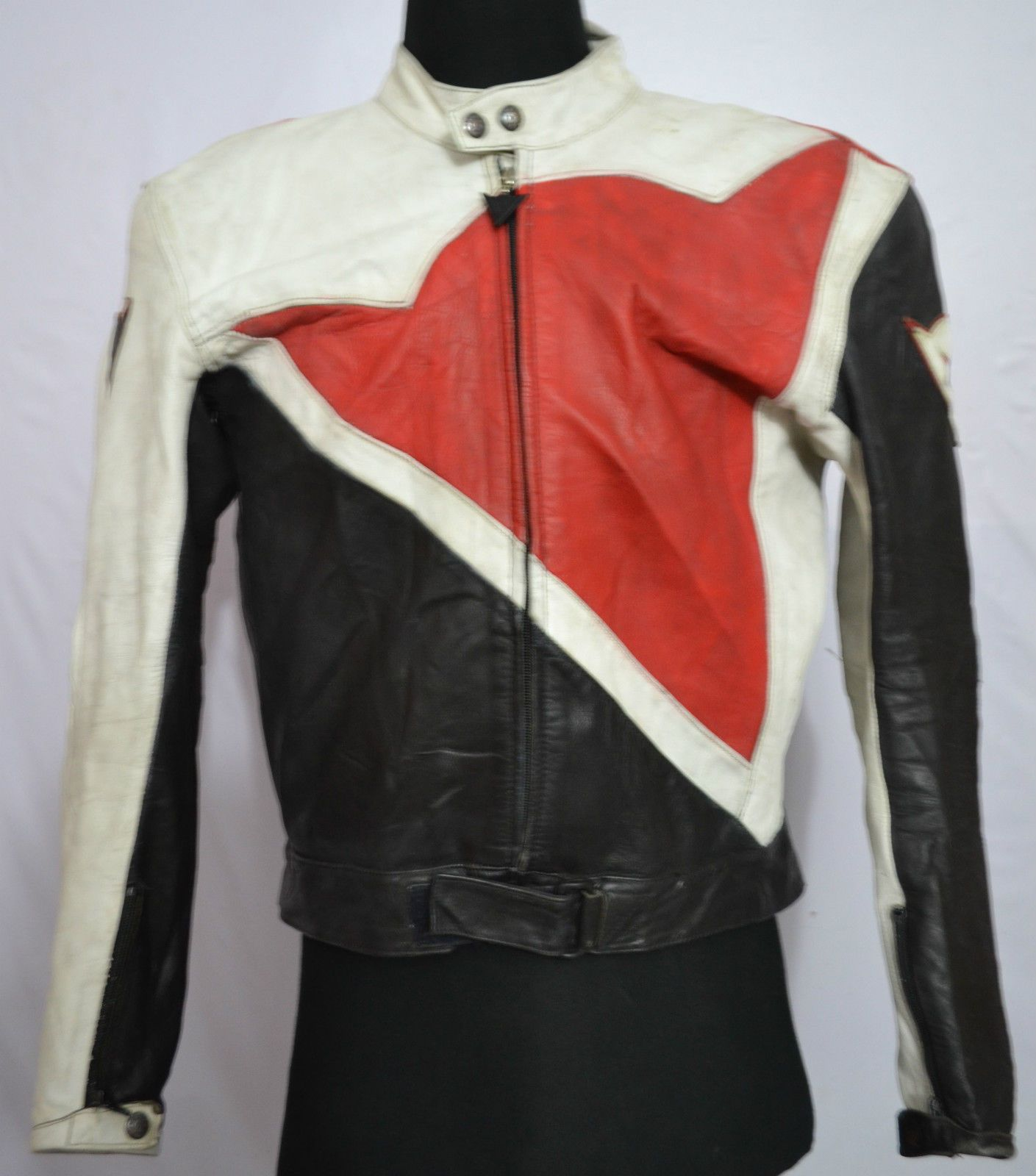 Leather jacket repair toronto - Dainese Men S Racing Sports Motorcycle Leather Jacket Made