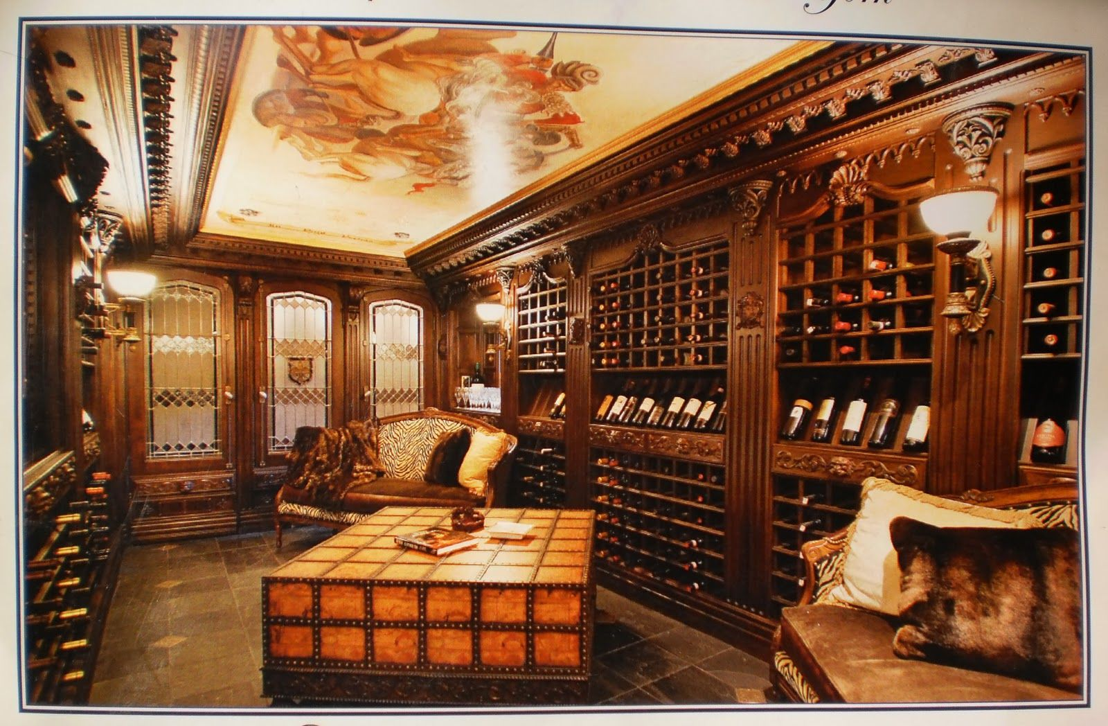 Home Wine Cellar Design Bedroom And Living Room Image Collections