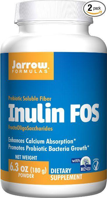 Jarrow Formulas Inulin And FructoOligoSaccharides (FOS