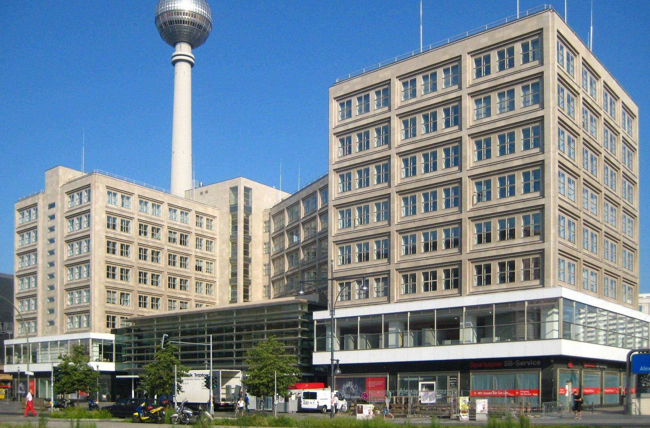 Peter Behrens Berlin Alexanderplatz Alexanderhaus7 Behrens Berlin Design