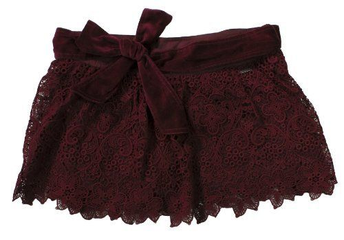 Abercrombie & Fitch Women's Haven Floral Lace Skirt