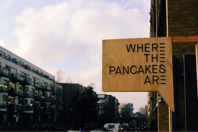 Where The Pancakes Are- London, England