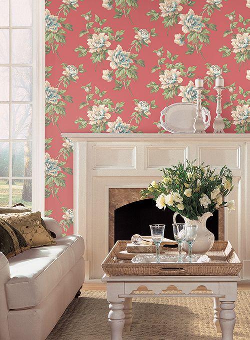 Flowers, Floral Wallpaper