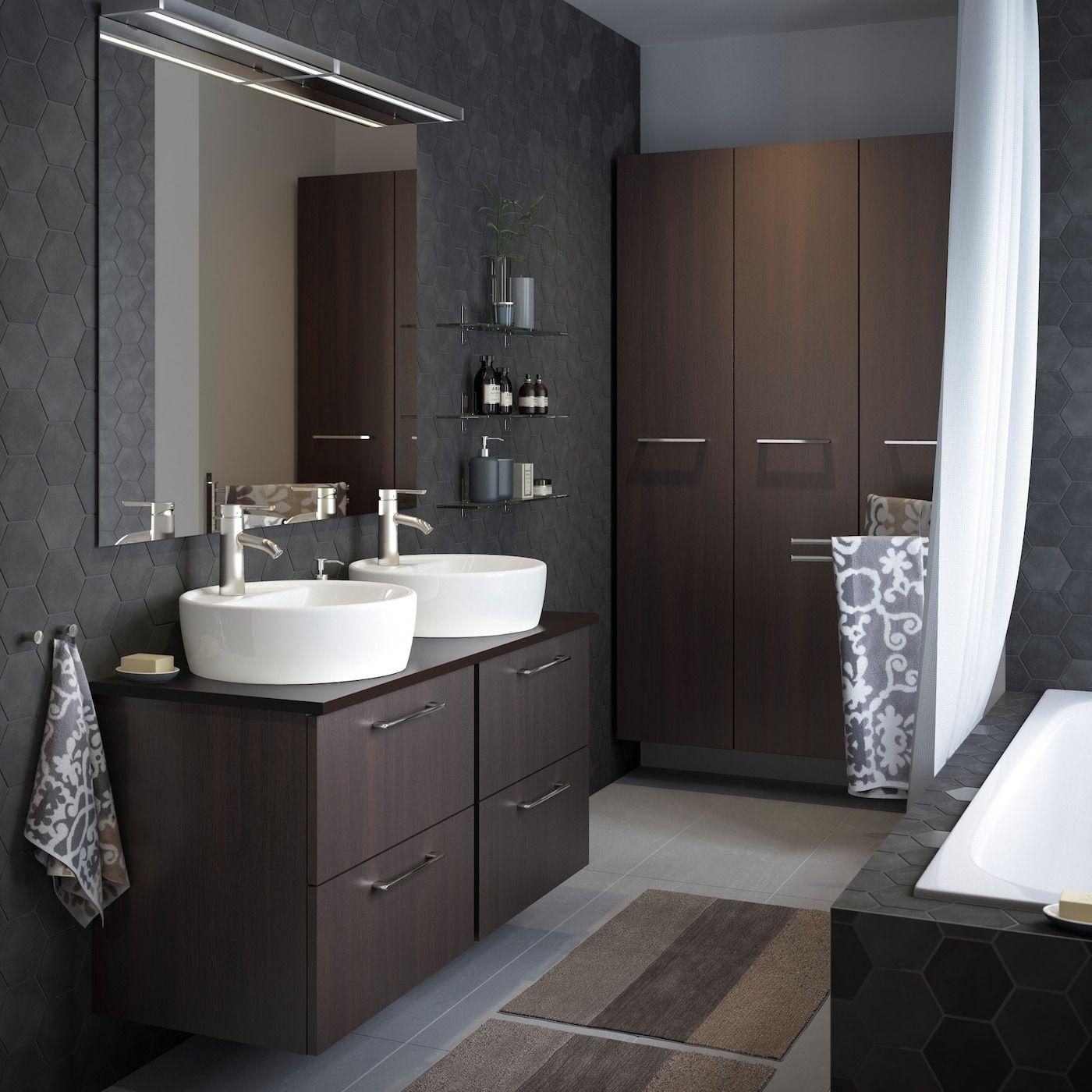 Petit Meuble Vasque Salle De Bain smart solutions for the bathroom rush hour   salle de bains