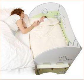 Cuna de beb biobe para acoplar beb s pinterest - Medidas cama nino ...