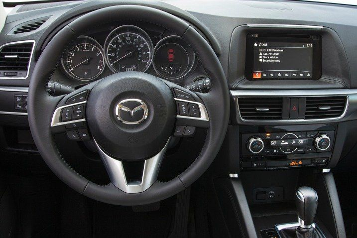 Mazda Has Added An Improved Infotainment System To The 2016 Cx 5 Mazda Mazda Cars New Cars