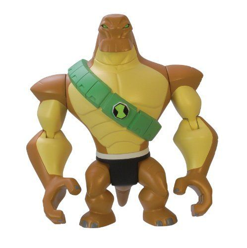 Ben 10 humungousaur with micro figure by ben 10 1999 from the 10 omniverse the aliens transform into voltagebd Images