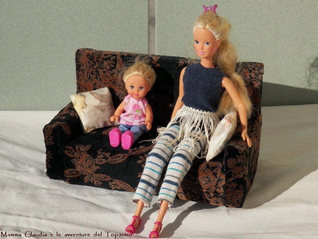 Cucito bambini ~ Giochi fai da te gite cucito bambini bambola