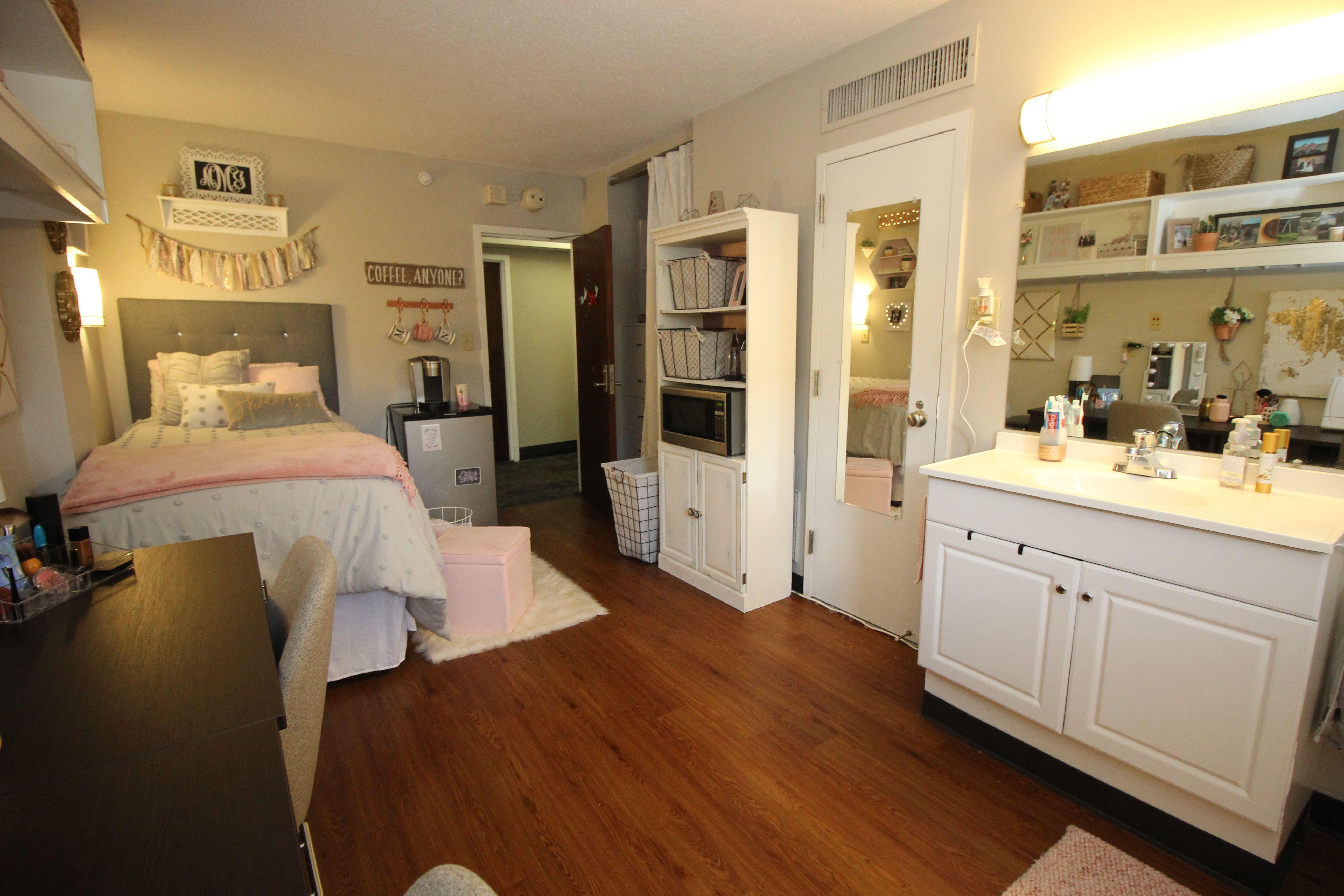 Traditional Double Room Dorm Room Inspiration Girls Dorm Room