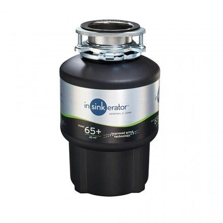 InSinkErator Model 65+ M Series Waste Disposal Unit with built in ...
