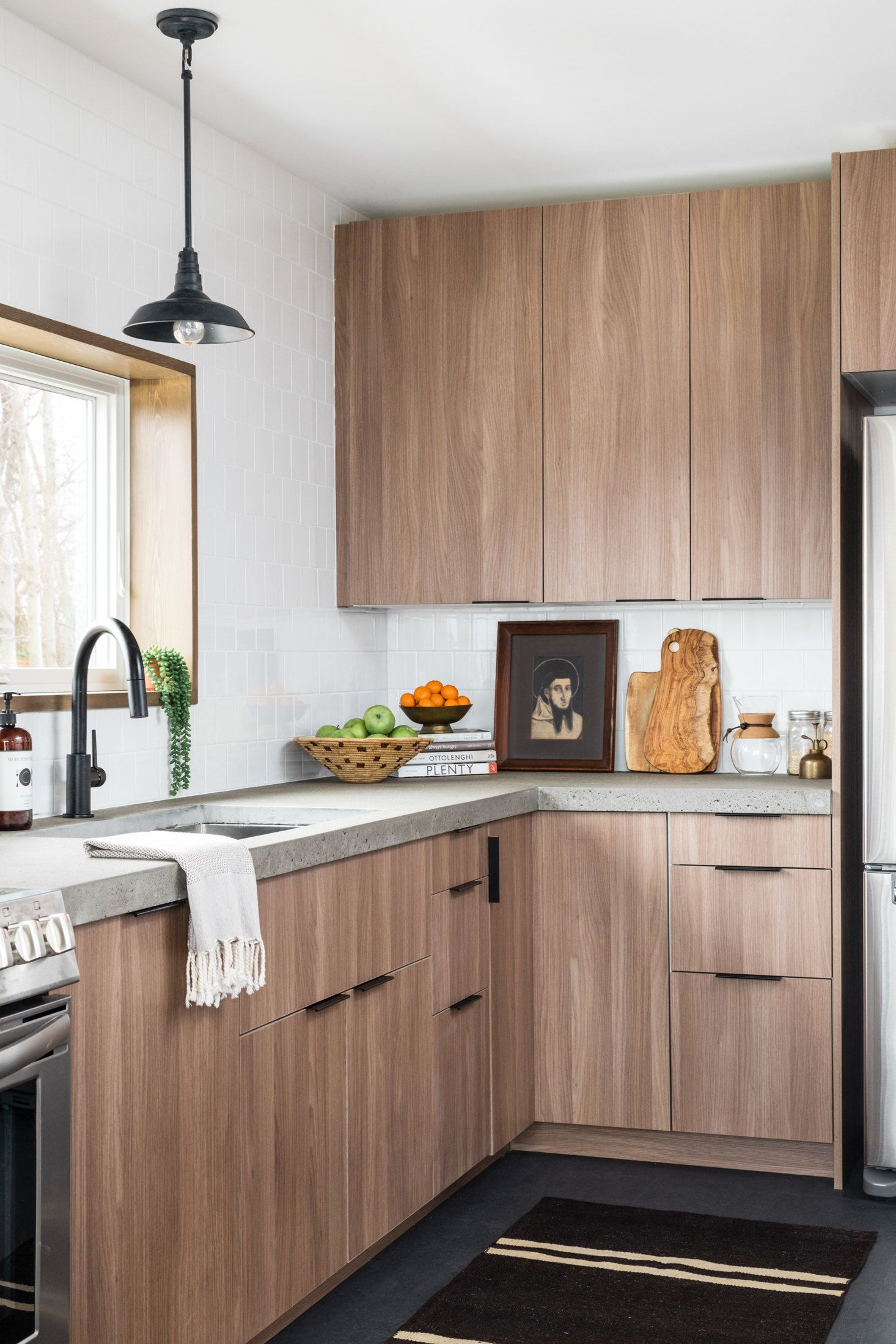 Kitchen Of The Week An Eco Friendly Elevated Ikea Kitchen In A