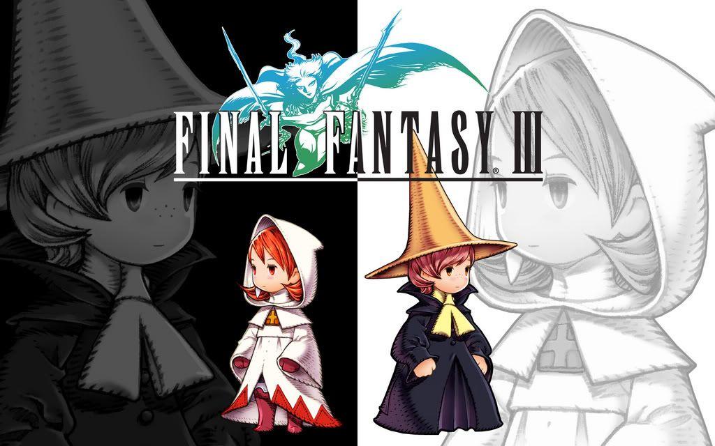 Final Fantasy Iii Wallpaper 2
