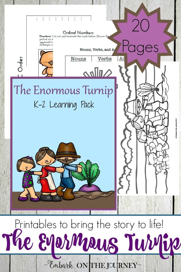 Workbooks the enormous turnip worksheets : Printables and Activities for The Enormous Turnip | Crowd ...