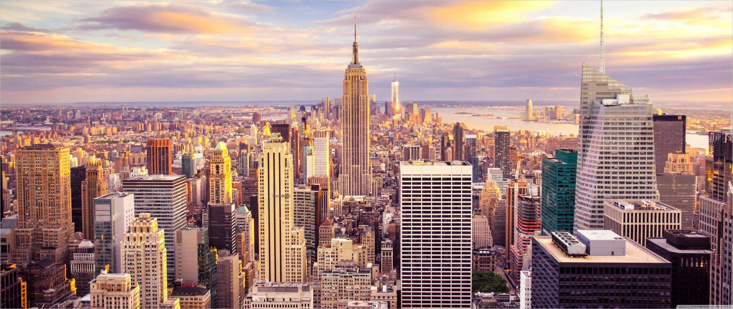 New York City 4k Wallpaper City Wallpaper New York Wallpaper York Wallpaper