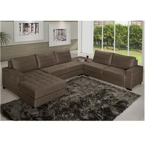 Stupendous Sofa 4 Lugares American Comfort America Chaise Lado Forskolin Free Trial Chair Design Images Forskolin Free Trialorg