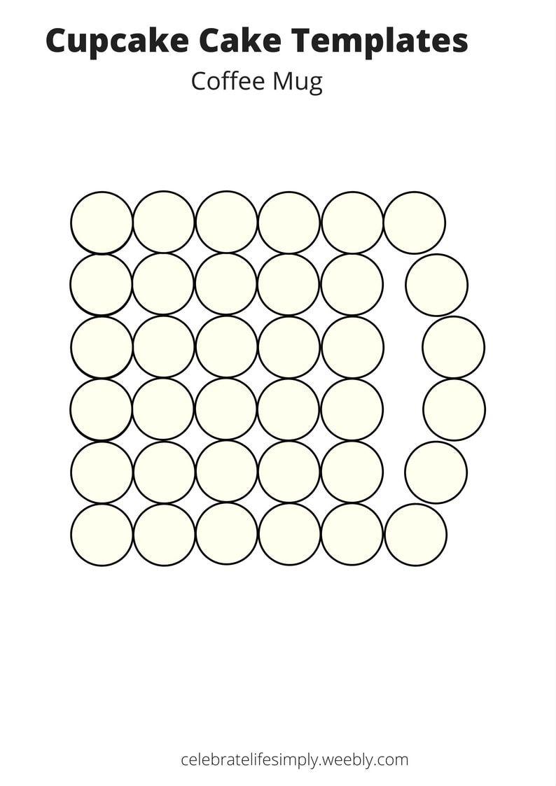 Fantastic Pull Apart Cake Templates Pattern - Resume Ideas ...