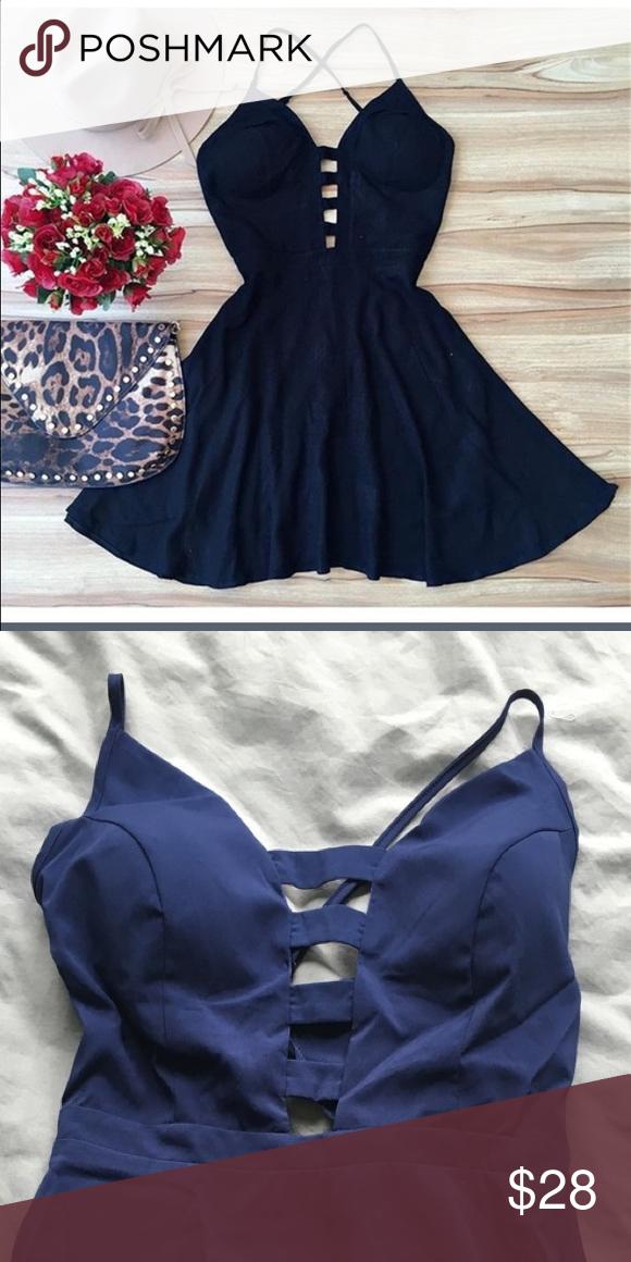 Navy Blue Summer Dresses