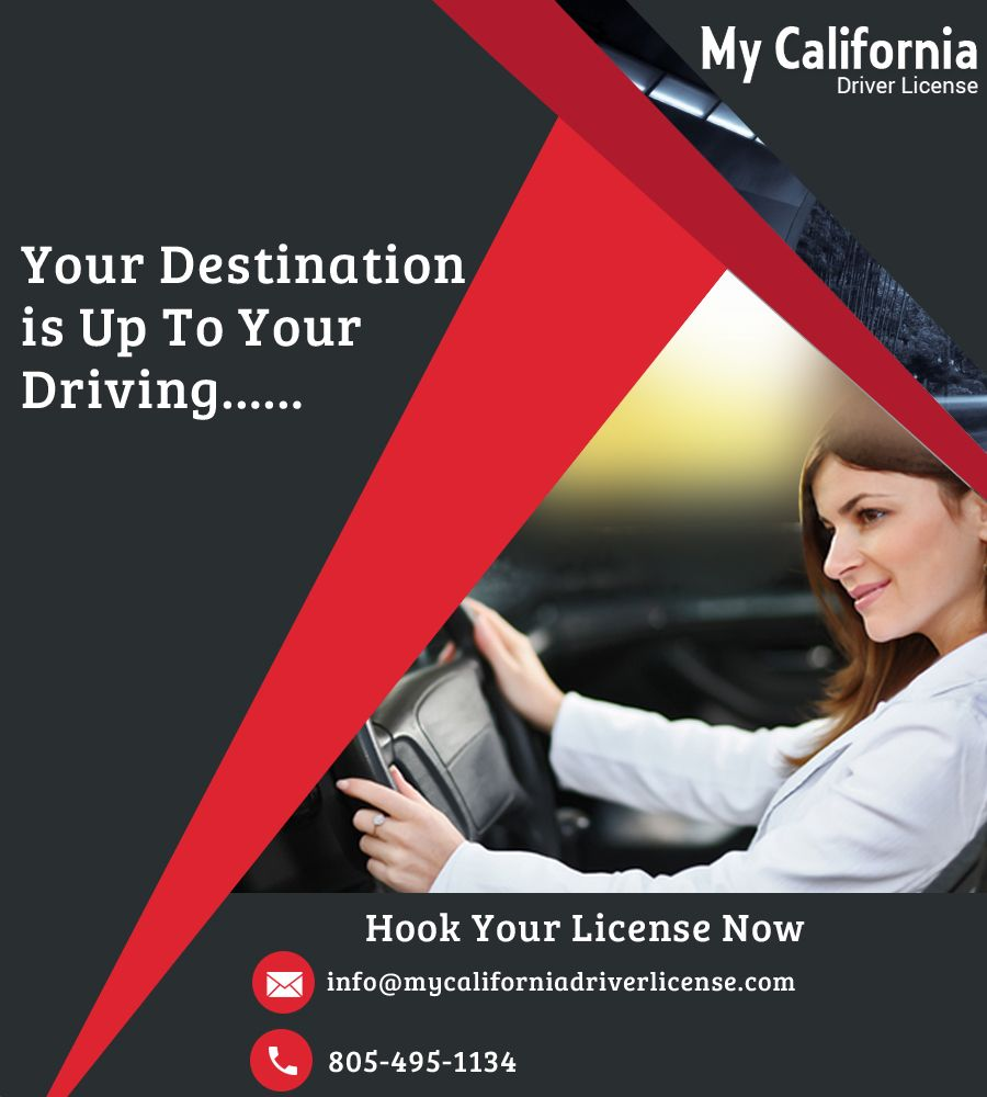 Hook your license now california driverlicense dmv