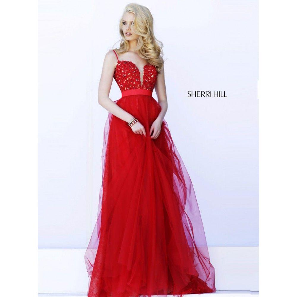 rednude sherri hill luxurious fashion pinterest