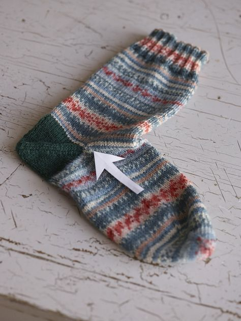 Easiest sock in the world pattern | Knitting Video, Tutorials and ...