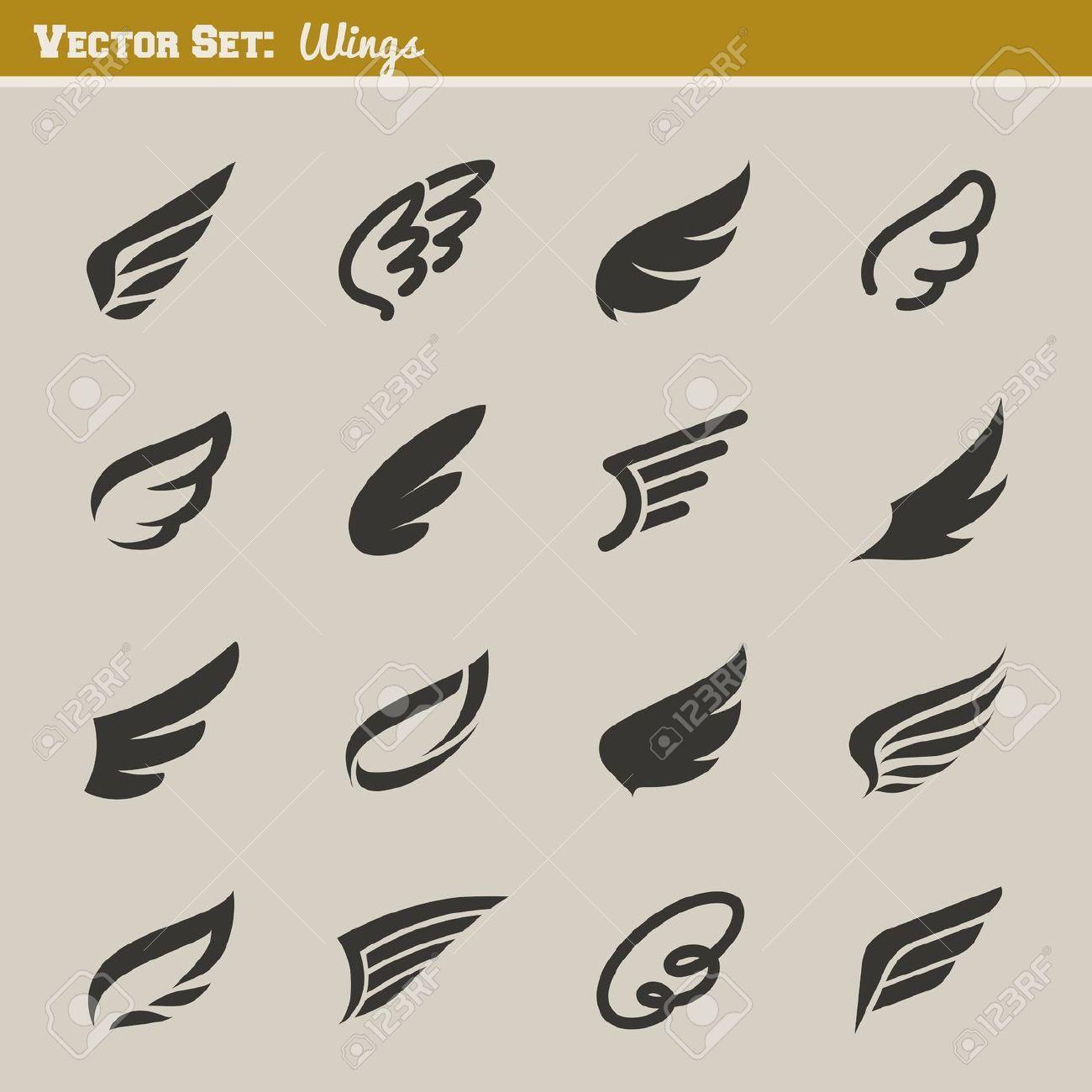 bird wing logo Google Search Vector design, Vector