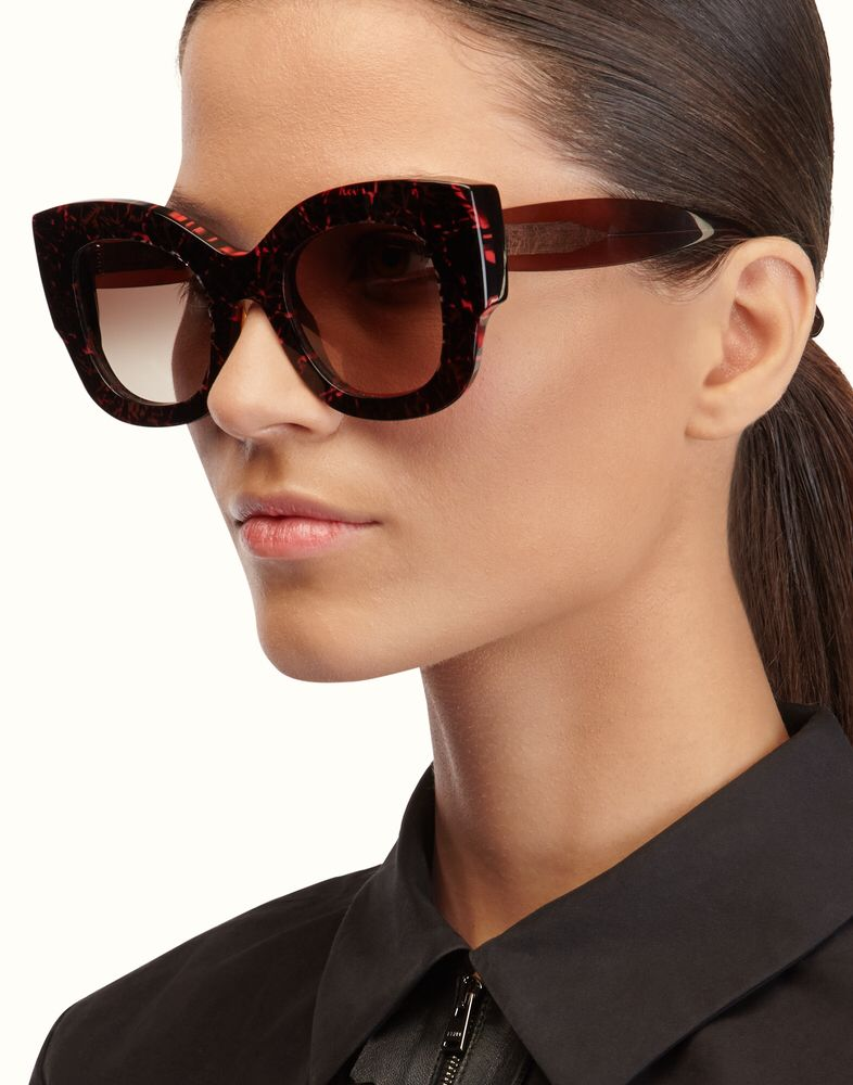 The morphing sights. A sneak peek of the new #FendiAndThierryLasry eyewear capsule collection