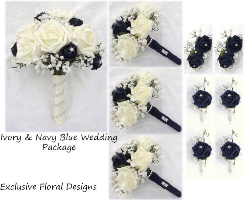 Awesome Cheap Silk Wedding Flowers Packages Flower packaging Silk