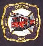 Cheviot Fire Department, Cheviot, Ohio #firefighter #fire #setcom #ems #rescue #cheviot #ohio #logo #patch http://setcomcorp.com/1310intercom.html