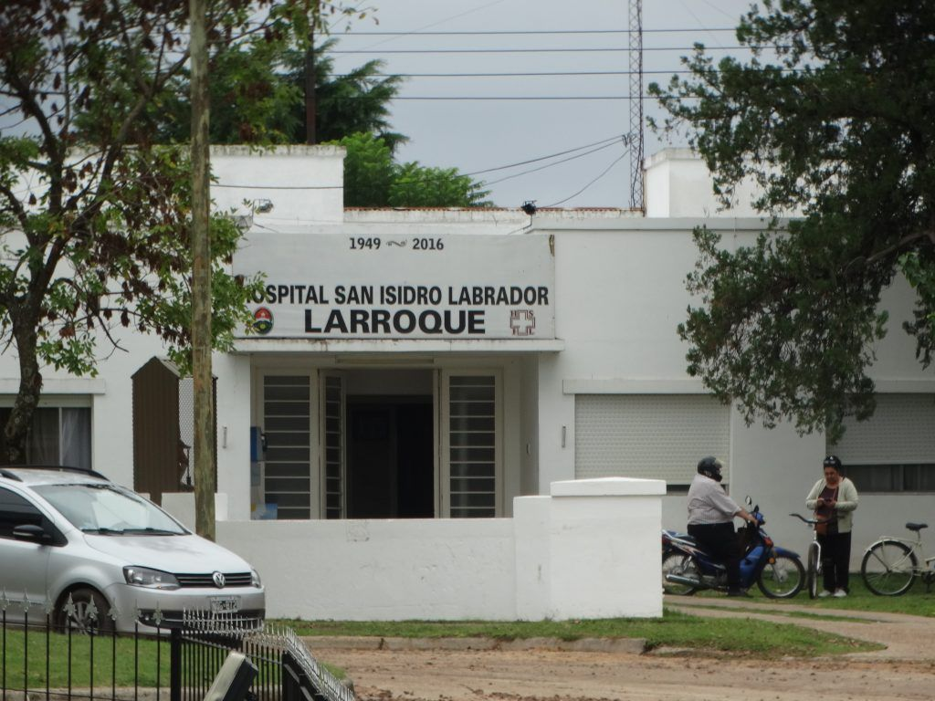 Video Escandalo En El Hospital De Larroque Una Madre Le