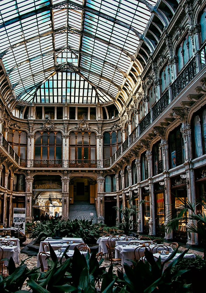 """mostlyitaly: """"Galleria Subalpina (Turin, Italy) by Pcarbone """""""