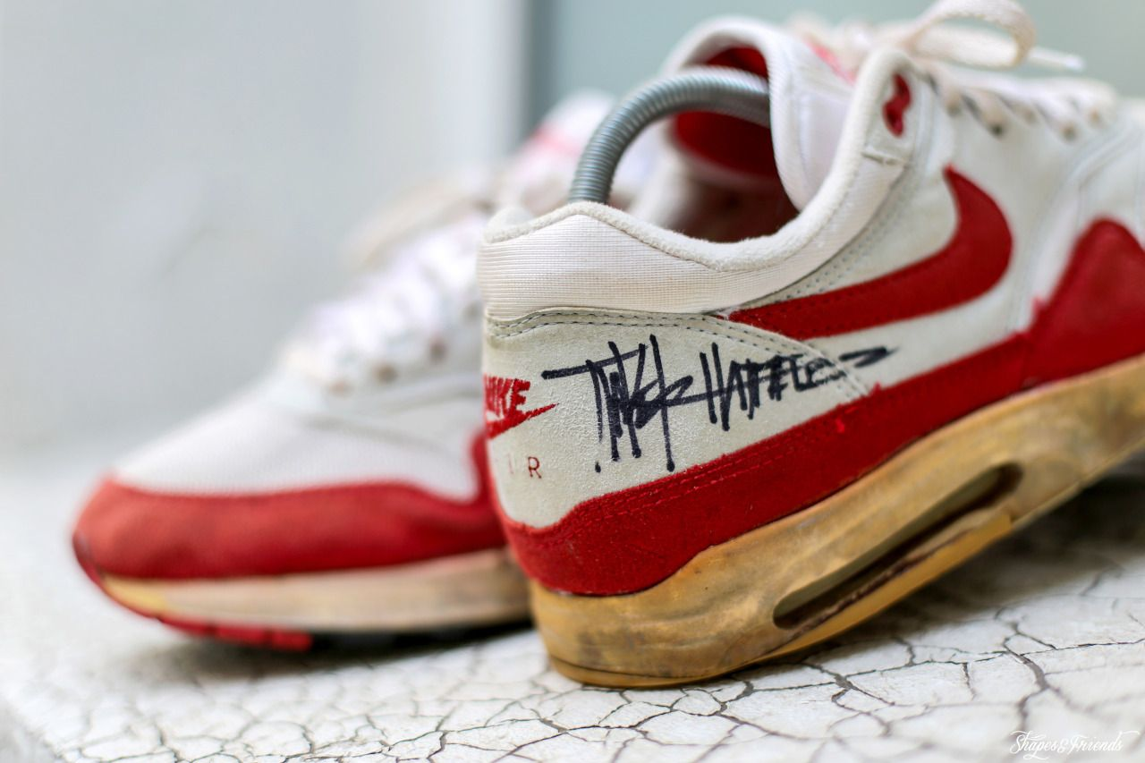 Nike Air Max 1 Paroles De Coloris Originaux