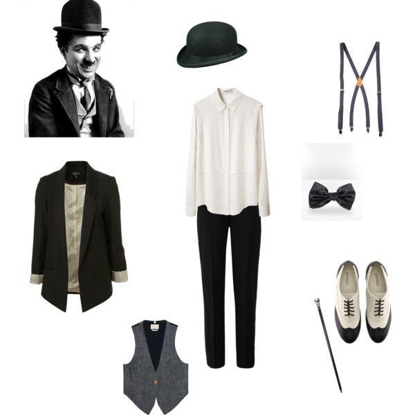 1cdb59ad0d39e Lady Charlie Chaplin. Lady Charlie Chaplin Charlie Chaplin Costume ...